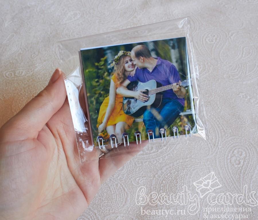 Подарочный календарь магнит с фото